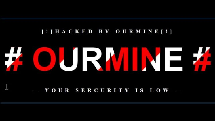 OurMine Hackers Hacked VEVO and leaked 3.12TB data online