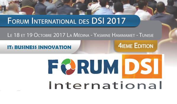La 4ème édition du Forum International des DSI