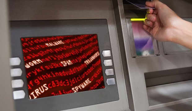 ATMii Malware can make ATMs drain available cash