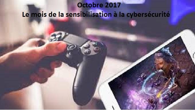 Cybersécurité et jeux vidéo