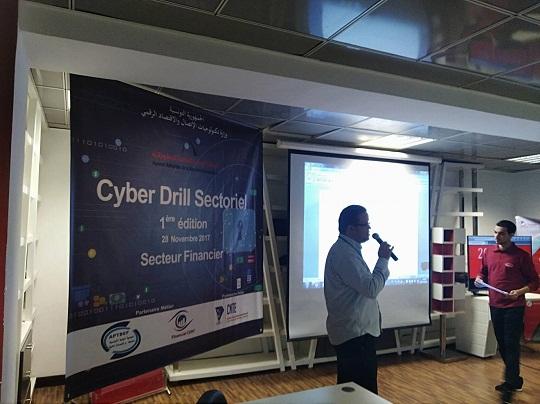 Le secteur financier tunisien teste sa réactivité face aux cyber-attaques via des exercices de simulation