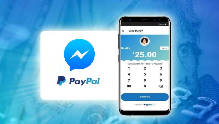 PayPal lance une extension de facturation pour Facebook Messenger