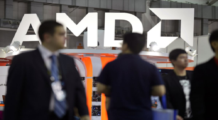 AMD Soars After Rival Intel Reveals Processor Flaw