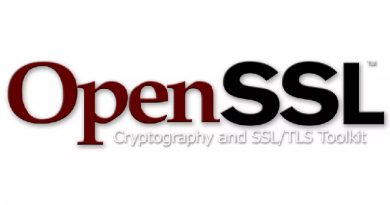 OpenSSL adds TLS 1.3 (Transport Layer Security) supports in the alpha version of OpenSSL 1.1.1 that was announced this week.