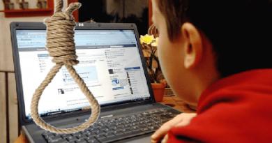 Tunisie – Zaghouan : Un enfant de 13 ans se suicide dans le cadre du jeu vidéo « La baleine bleue »