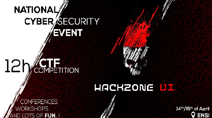 Hack Zone Tunisia 2018