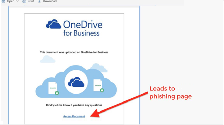 New Office 365 phishing attack uses malicious links in SharePoint documents