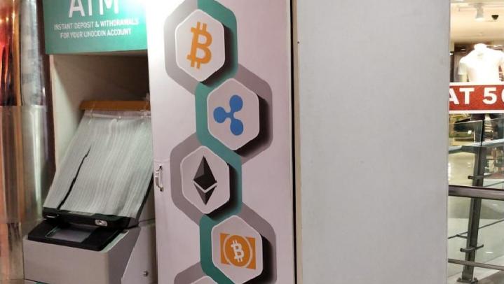 Lancement des guichets automatiques 30 Crypto en Inde – Unocoin dévoile une solution à l'interdiction bancaire de RBI
