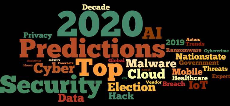 A Threat Analyst's Predictions for Cyberattacks in 2020