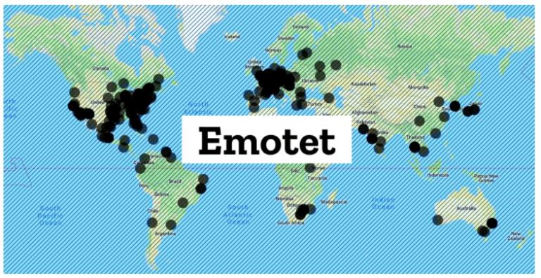 Les nouvelles attaques Emotet utilisent de faux leurres Windows Update